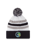 NY COSMOS NEW ERA KNIT CAP - GRAY
